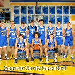 OHSAA BOYS BASKETBALL BRACKET ANNOUNCED- GENERALS EARN HOME GAME