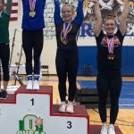 Rachael Furlong Finishes 3rd at State Meet!
