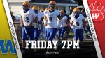 FOOTBALL HOME THIS FRIDAY
