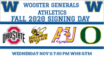 COLLEGE SIGNING DAY 2020 THIS WEDNESDAY