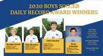 WOOSTER BOYS SOCCER ALL DAILY RECORD TEAM