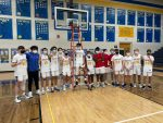 Varsity Boys Basketball Clinches Share of OCC Title