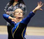 Gymnastics Places 6th at Sectional Meet, Furlong Advances to District