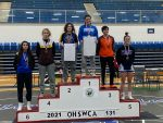 Tapp Finishes 2nd at Wrestling State Tournament