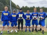 Boys Varsity Tennis finishes 1st place at Orrville Invitational