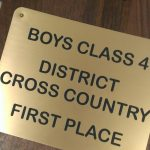 Cross Country District Champs