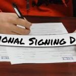 National Signing Day – SENIORS