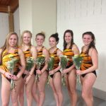 Girls Swim Prepared for Conference Championships