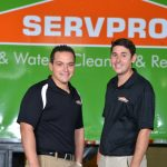 Like it Never Even Happened! Recognition and Thank You to Our New Sponsor SERVPRO