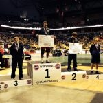 Dominic O'Neil Returns from Third Trip to State Tournament with a State Medal