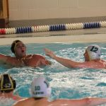 Water Polo Learns the Ropes