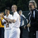 Oakville Soccer Wins 500th Game with Coach Robben