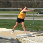 Girls Track Season in Full Stride