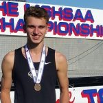 Griffin Bailey takes 13th at MSHSAA State Meet