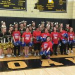 Oakville Cheer hosts Special Olympic Cheerleaders
