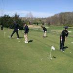 Boys Golf starts the Season Undefeated