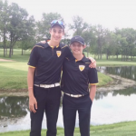 Two Golfers Advance to Sectionals
