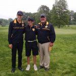 Ben Redman Qualifies for State Golf