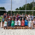 Girls Volleyball Building Foundation for the Future