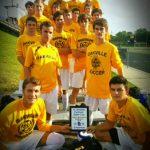 Varsity Boys Fall Soccer Update 9/19/16