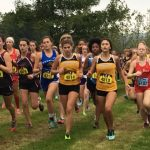 Cross Country Teams in Full Stride