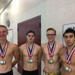Tiger Swim Makes Great Strides in the Final Weeks of the Season