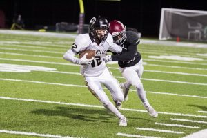 10-21-16 Football Play-Offs Oakville vs Rockwood Summit
