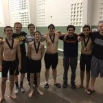 Boys Swim has a Season of Personal Bests