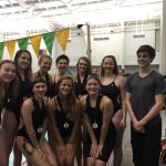 Girls Swim Comes to an End, But Advances Two to State