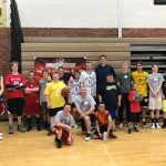 OHS Basketball hosts Special Olympic Camp