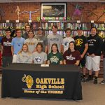 College Bound Student Athletes – Class of 2017
