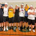 Boys Volleyball plays Tough with a Lot of New Faces