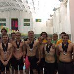 Oakville Swim Advances Two to the State Meet