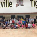 Oakville Basketball Hosts Free Camp and Canned Food Drive