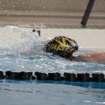 Girls Swimmers Breaking School Records