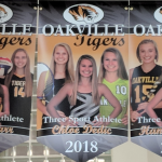 Class of 2018 ~ 4 Year, 3 Sport Athletes Honored