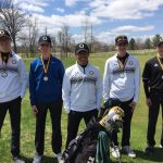 JV Golf takes 2nd at Lancer Cup