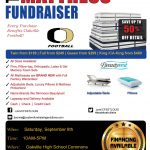 Football Fundraiser – Need a New Mattress?