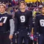 Varsity Football Oakville vs. Mehlville – Pink Out Game