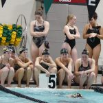 Girls Swim Action Shots (parent pictures)