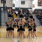 Varsity Cheer Winter Wrap-Up