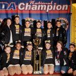 Golden Girls are NDA National Champions!