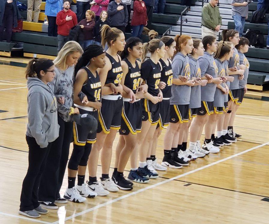 Girls Basketball Receives Post Season Accolades