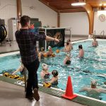 Walters Takes Over Water Polo Program