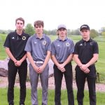Golf Qualifies 4 to Sectionals