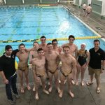 Water Polo has a Successful Season & Coach of the Year