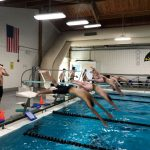 Boys Swim Attacks Season