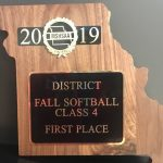 Congratulations Softball on a Great Season