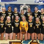 Oakville Volleyball WINS Districts, Hosts Sectionals