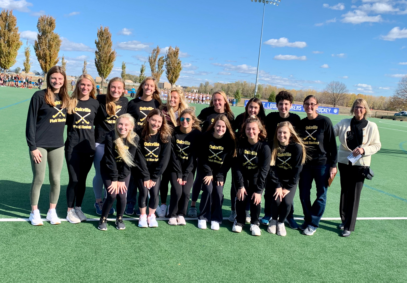 Oakville Field Hockey recognizes Post Season Honors